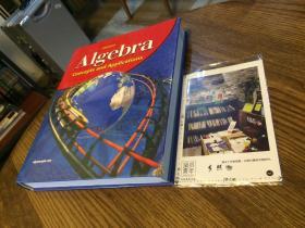 Algebra : concepts and applications  代数:概念和应用    英文原版教材美国原版教材英文教材