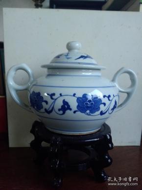 老厂瓷糖罐