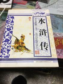 青花典藏:水浒传(珍藏版)