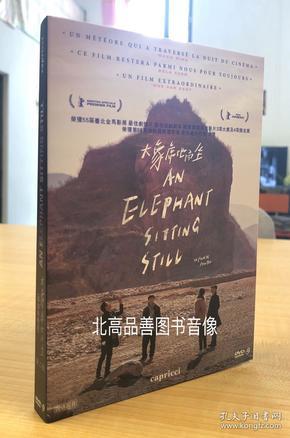 精裝:大象席地而坐(2018)234分鐘故事片 DVD-9