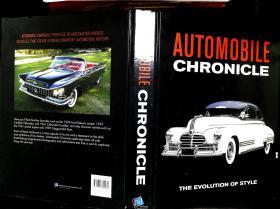 汽车纪录   英文版