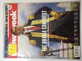 Newsweek 新闻周刊 2012年 11月19日 NO.47 原版外文英文期刊