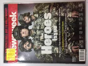 Newsweek 新闻周刊 2012年 11月12日 NO.46 原版外文英文期刊