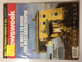 Newsweek 新闻周刊 2012年 11月26日 NO.48 原版外文英文期刊