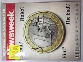 Newsweek 新闻周刊 2012年 6月18日 NO.25 原版外文英文期刊