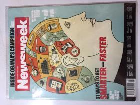 Newsweek 新闻周刊 2012年 1月9&16日 NO.02 原版外文英文期刊