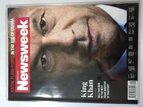Newsweek 新闻周刊 2012年 4月16日 NO.16 原版外文英文期刊