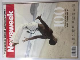 Newsweek 新闻周刊 2012年 4月23&30日 NO.17 原版外文英文期刊