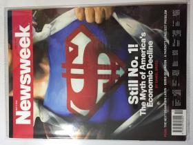 Newsweek 新闻周刊 2012年 5月7日 NO.19 原版外文英文期刊