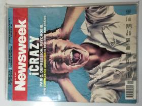 Newsweek 新闻周刊 2012年 7月16日 NO.29 原版外文英文期刊