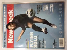 Newsweek 新闻周刊 2012年 7月23&30日 NO.30 原版外文英文期刊