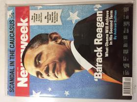 Newsweek 新闻周刊 2012年 10月1日 NO.40 原版外文英文期刊