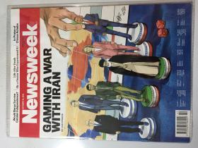 Newsweek 新闻周刊 2012年 10月15日 NO.42 原版外文英文期刊