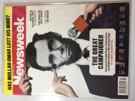 Newsweek 新闻周刊 2012年 10月22日 NO.43 原版外文英文期刊