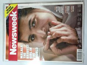 Newsweek 新闻周刊 2012年 10月29日 NO.44 原版外文英文期刊