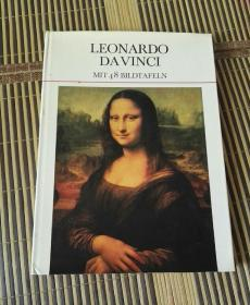 LEONARDO DA VINCI MIT 48 BILDTAFELN
