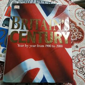 BRlTAIN.SCENTURY(外文全图文精装版历史书)