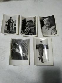 毛主席照片 北京东风照相