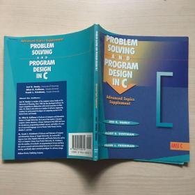 英文原版 Problem Solving and Program Design in C(advanced topics supplement)(私藏)