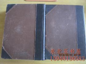 教育大辞书(上、下册)【中华民国十九年七月初版】