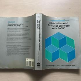 英文原版 Computers and end-user software with BASIC(third edition)
