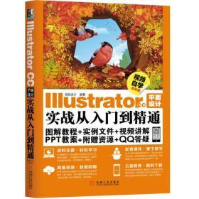 Illustrator CC平面设计实战从入门到精通