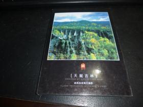 天赋吉林(旅游风光摄影)精美明星片书,品相好。一版一印