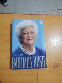 A memoir Barbara Bush 大开本