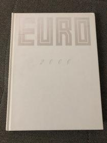 原版足球画册   OSB 2000欧洲杯画册