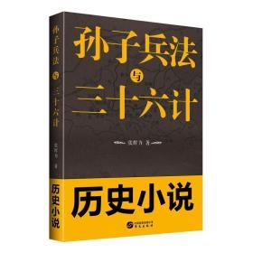 历史小说:孙子兵法与三十六计