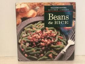 豆类与米食 Beans & Rice William-Sonoma Kitchen Library(烹调)英文原版书