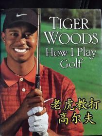 老虎教打高尔夫