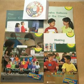 体验英语少儿阅读文库(SET C 数学与认知 第六级 6册+MP3光盘) 适合11-13岁学生使用