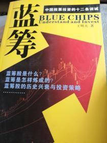 蓝筹—中国股票投资的十二条训诫