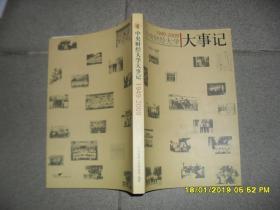 中央财经大学大事记 1949--2009(85品16开2009年9月版213页)43814