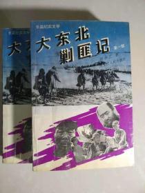 大东北剿匪记(一、二两卷)