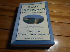 BLUE HIGHWAYS, A JOURNEY IN TO AMERICA    蓝色高速公路,美国之旅