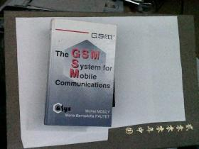 The GSM system for mobile communications  精装