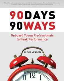 90Days90Ways:OnboardYoungProfessionalstoPeakPerformance