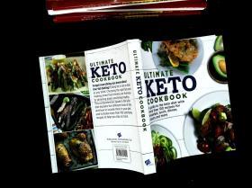 ULTMATE KETO COOKBOOK