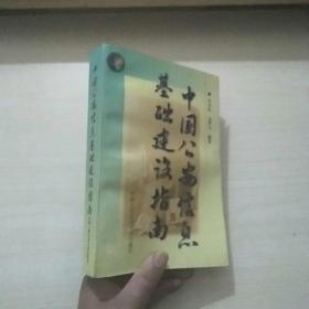 中国公安信息基础建设指南