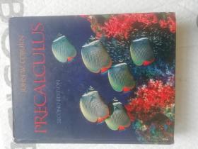 Precalculus(第二版)【英文原版】书边上有磨损