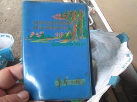 老日记本老笔记本封皮(货号190609)142