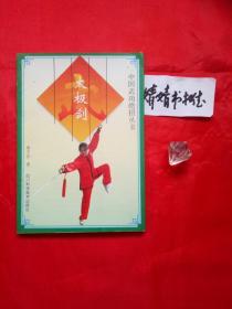 中国武功绝招丛书 太极剑(正版/形意八卦掌内家拳类器械书籍)