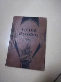VICTOR RECORDS