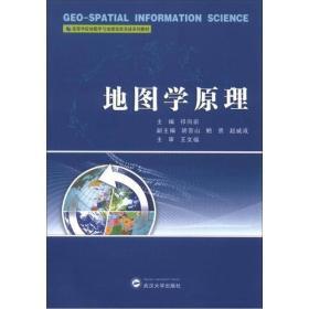 正版二手包邮地图学原理祁向前武汉大学出版社9787307098664