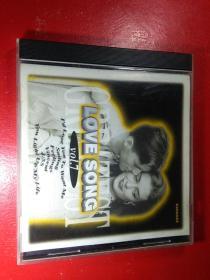 CD:【最伟大的爱情歌曲】。GREATESTLOVESONG。CD好品。台版。
