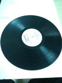 黑胶唱片(飘扬吧!军旗)袁方指挥。(红旗颂,百万雄狮过大江)陈传熙指挥?1978年。无封套。