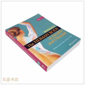 健康与疾病中的人体 Memmlers The Human Body in Health and Disease 英文原版第13版