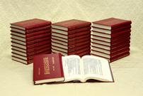 蒙古王府本石头记( 宣纸线装 4函32册  四色印刷)